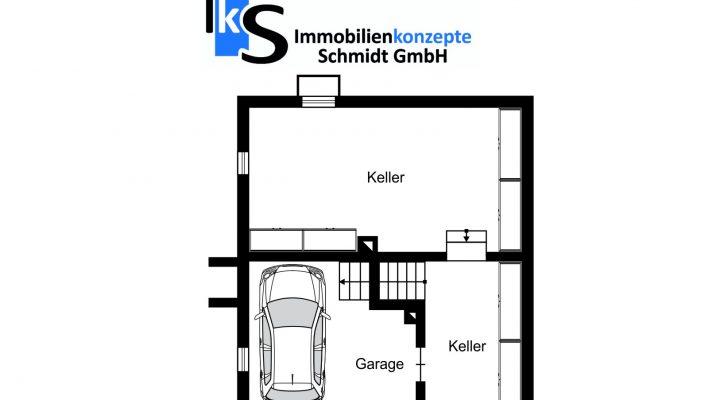 Kleines Haus mit Garten in ruhiger Lage floorplan 1