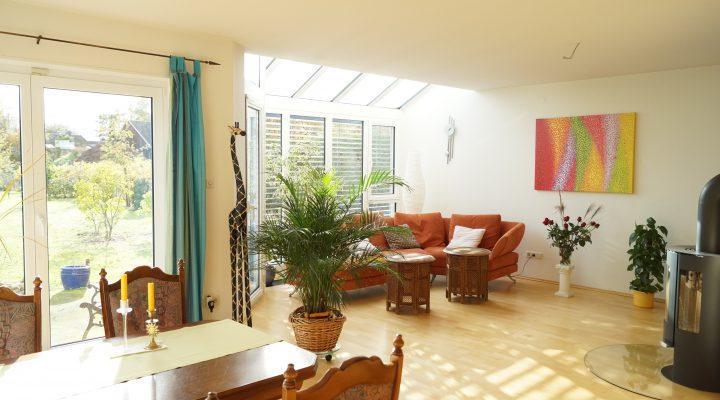 Einfamilienhaus mit Einliegerwohnung und wunderbarem Grundstück floorplan 7