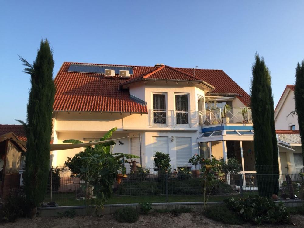 Wohnung mit Gartenanteil in Bornheim