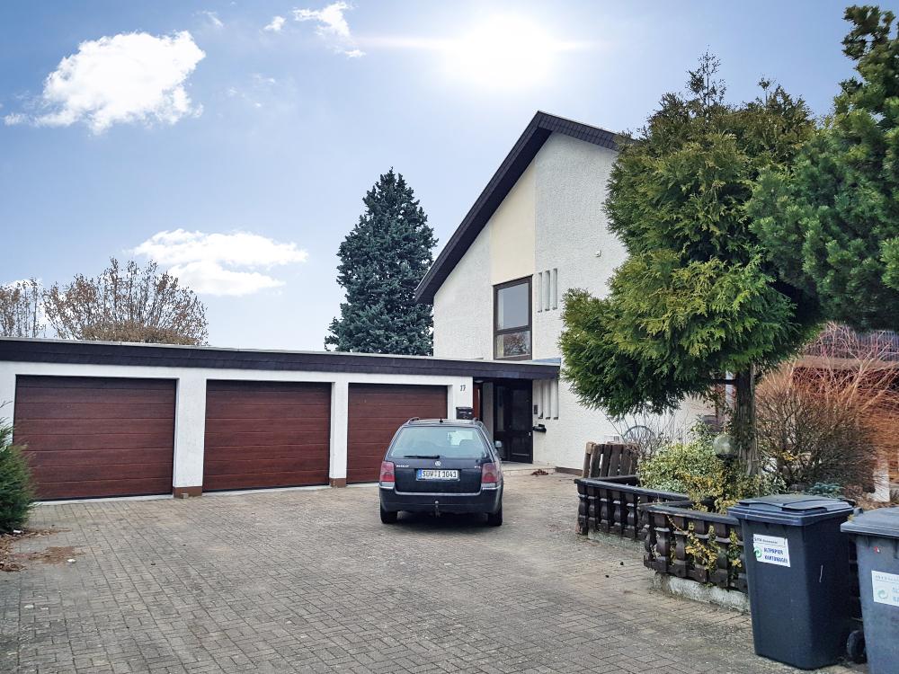 2-3 Familienhaus in Feldrandlage