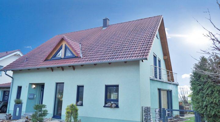 Ruhige OrtsrandlageKfW 60 Haus