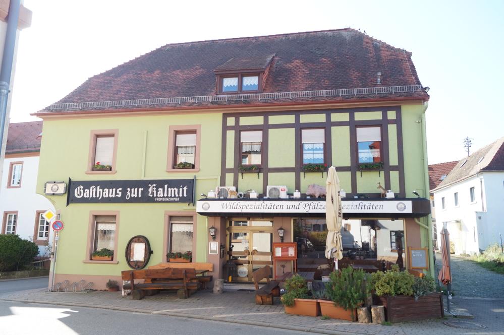 Restaurant, Metzgerei und 2 Wohnungen zum Preis von einer Immobilie
