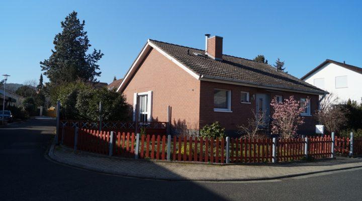 Kleiner aber feiner Bungalow mit Keller in Wachenheim