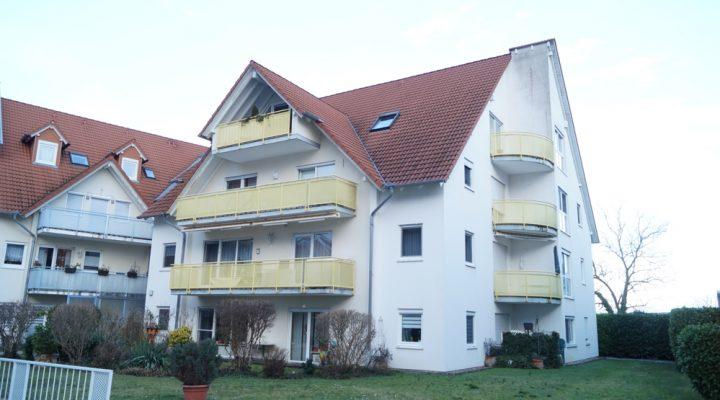 Große und helle Eigentumswohnung