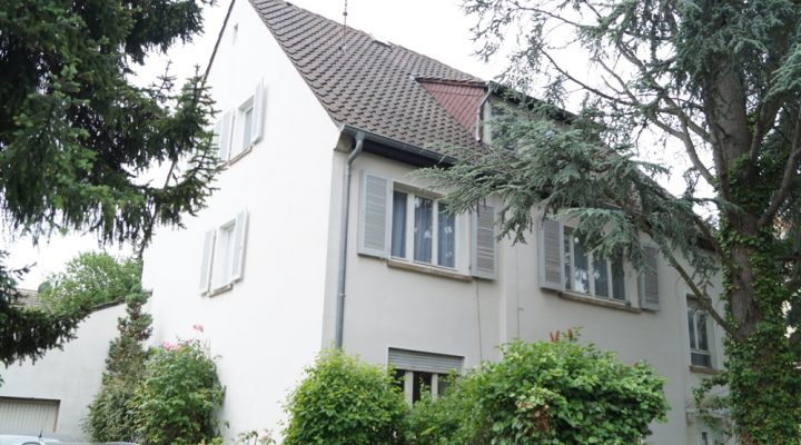 3 Familienhaus mit großem Potential